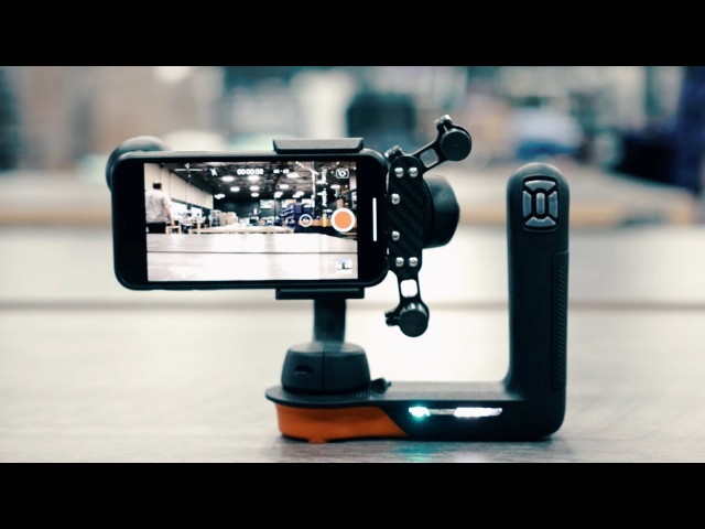 BEST iPhone Gimbal of 2018 FREEFLY MOVI Smartphone Stabilizer