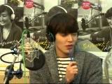 Kim Woo Bin fake-singing to Yoon Do Hyun's The Way + cute dance