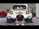 350GP il ritorno di Giannini con una Fiat 500 da urlo