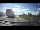 Авария на трассе Пенза Тамбов 2017