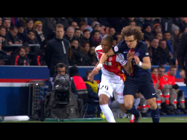 17 Years Old Kylian Mbappé vs Paris Saint-Germain (20/03/2016) by MNcomps