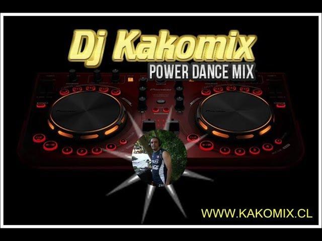 POWER DANCE MIX VOL 349 EURO DANCE NEW ERA