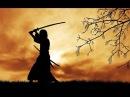 Техника приемов обращения с самурайским мечом катана