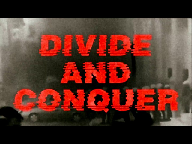 PRONG - Divide And Conquer (Official Lyric Video)