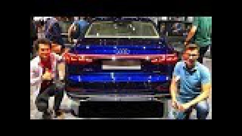 Обзор новой Audi A8 с Павлом Блюденовым - стоит ли нервничать Mercedes S-Class'у и BMW 7-series