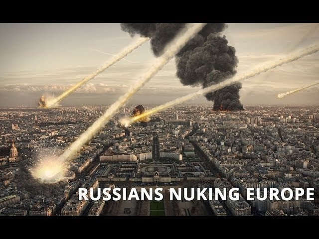 Russia Is Planning a Nuclear Strike on Europe... According To Ridiculous Pentagon Propaganda