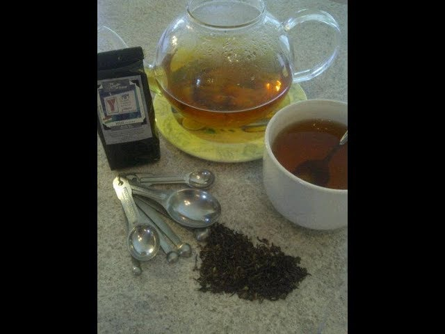 How to Brew the Perfect Cup of Darjeeling Tea Cooking with Kimberly