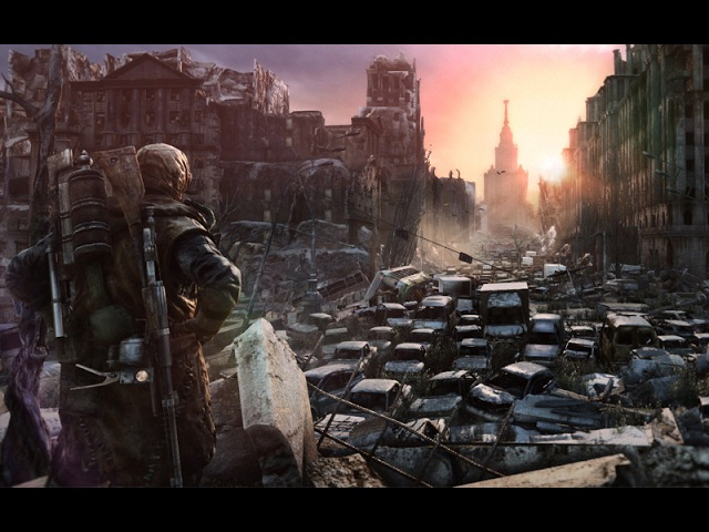 10 Best Post-Apocalyptic Games Where Human Civilization Collapsed