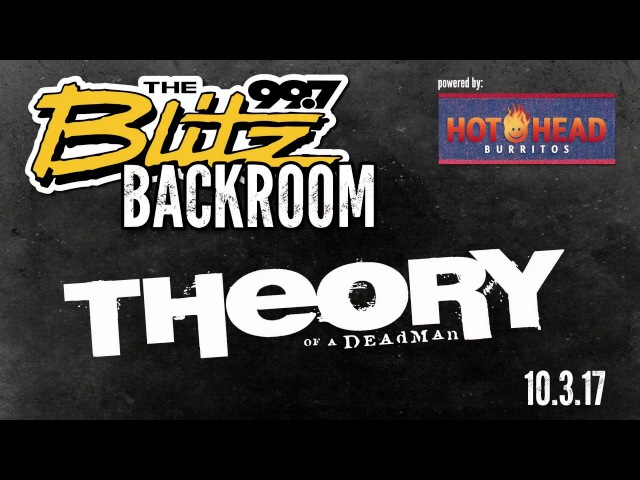 Theory of a Deadman Backroom Santa Monica