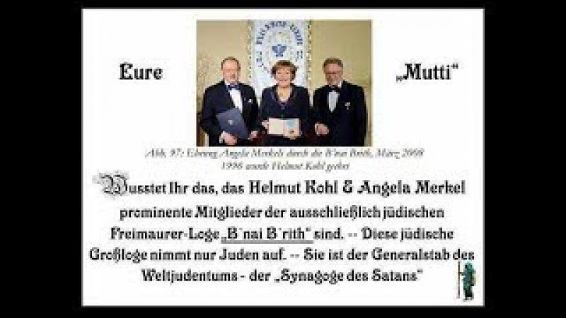 Merkel soll Deutschland zerstören