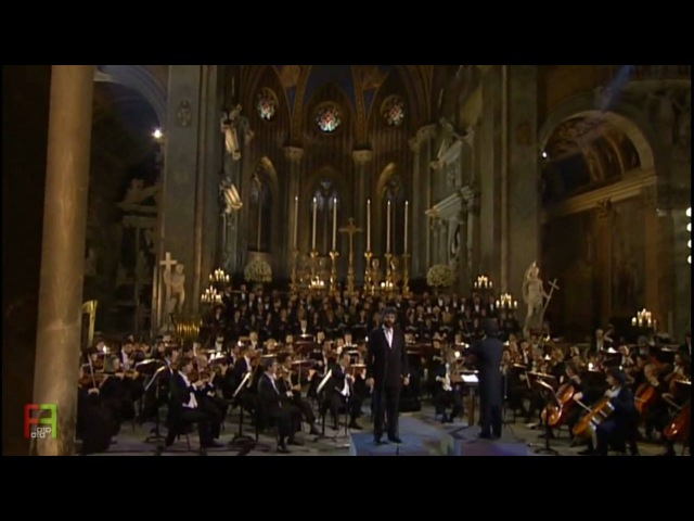 15.Andrea Bocelli - ''Adeste fideles'' (O come, all ye faithful) - Trad ( Sacred Arias ).