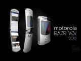 Motorola RAZR V3s (2018) Motorola's Resurrection! Clamshell Phone with Foldable Display