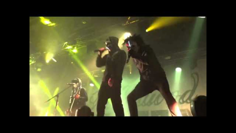 Hollywood Undead Live @ Ray Just Arena Moscow 01 11 2014 Full Show