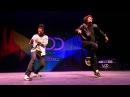 Два чувака круто танцуют