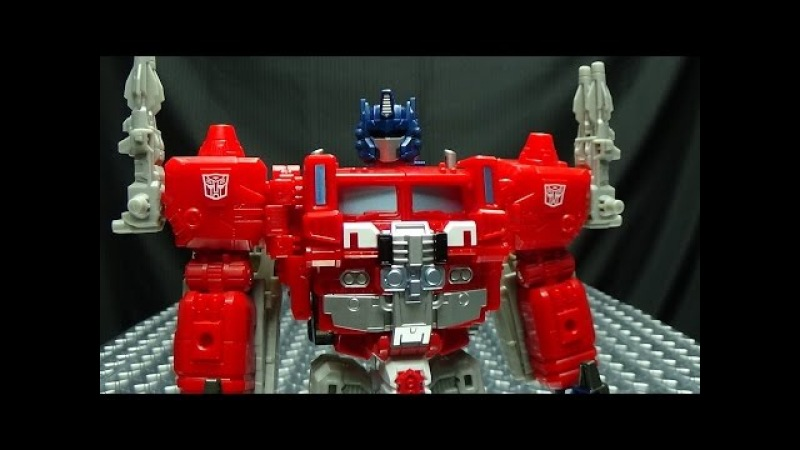 Takara Transformers Legends SUPER GINRAI EmGo's Transformers Reviews N' Stuff