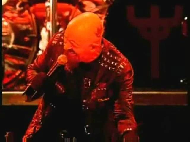 Judas Priest - worth fighting for ( hd vídeo ) classic rock.
