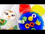 My Bunny YENI arkadaşı bulduk! Renkli tırtıl yaptık, sayı saydık. Harika okul öncesi hazırlık oldu!