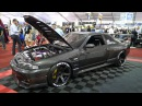 R33 Skyline GTST With ENTIRE Body Made From Carbon Fiber at SEMA 2017