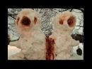 Лютые снеговики СНЕГОВИК КРИПОВИК Смешные и страшные снеговики