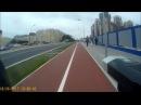 Яхтенный мост СПб Мракобесие на велодорожках
