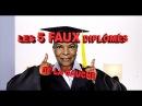 TOP 5 DES FAUX DIPLOMES DE LA GAUCHE. LE 1ER EST UN SACRE DONNEUR DE LECONS