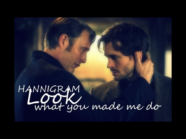 HANNIGRAM - Look What You Made Me Do