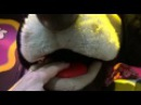 Up Close and Personal With the Animatronics - Show 4 The Road Stage Characters Mouths