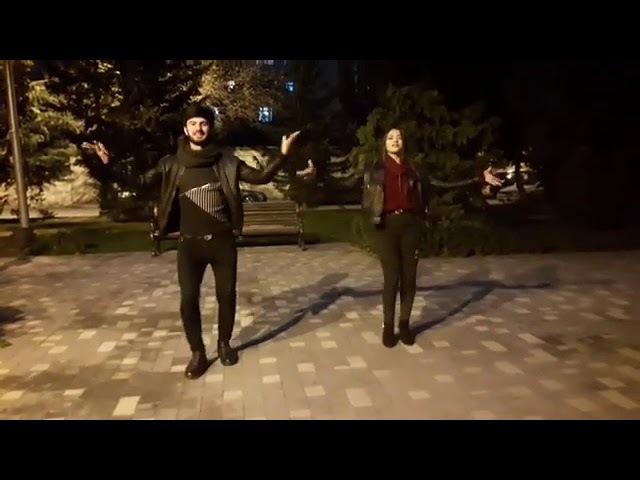 Yeni Qizla ela Lezginka Reksi 2018
