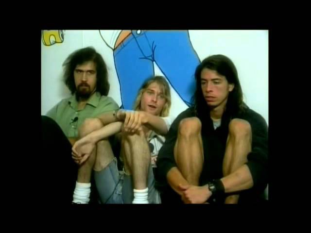 Nirvana 1991 full interview