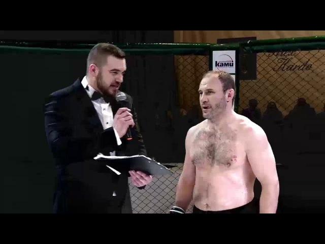 Дадгджи Ясцин vs Николай Дакин