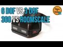 360 градусные видео румскейл 3 и 6 степеней свободы в чём разница