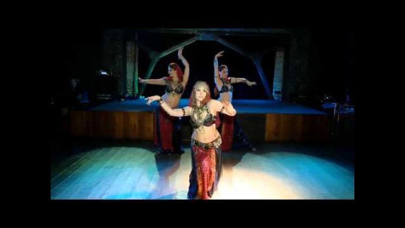Рубины, танцевальная студия Tribal Dream @ Tribal Universe 2017 party