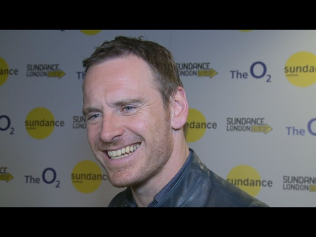 Michael Fassbender on his new movie Frank and getting naked