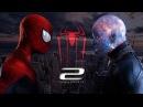 Новый Человек паук Высокое напряжение 2014 Первый русский трейлер фильма Смо