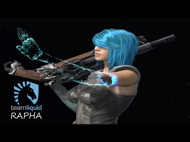 Rapha as Nyx Deathmatch