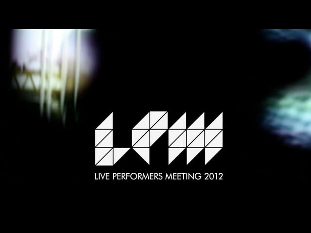 Ioann Maria about Live Performers Meeting