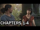UNCHARTED The Lost Legacy Walkthrough Chapters 1 to 4 1080p