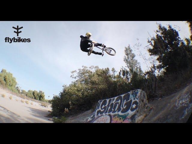 Flybikes - Larry Edgar Signature AIRE Frame Promo