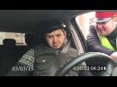 Автоприколы на дорогах Русик и Инспектор ГИБДД Смотреть до конца