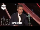 Sam Rockwell: Acceptance Speech | 24th Annual SAG Awards | TNT