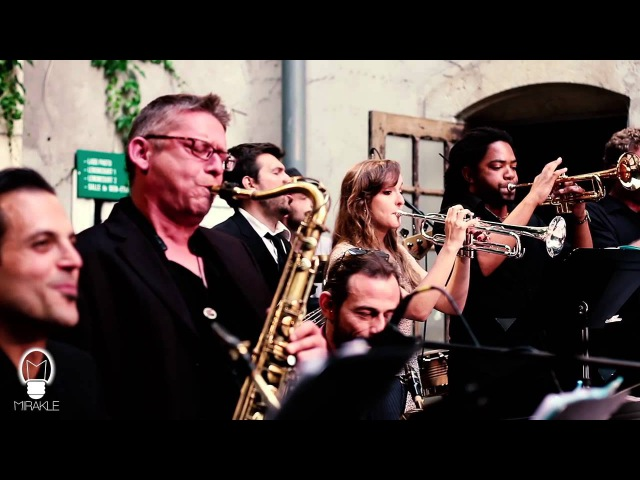 Nancy Ska Jazz Orchestra-Démineur