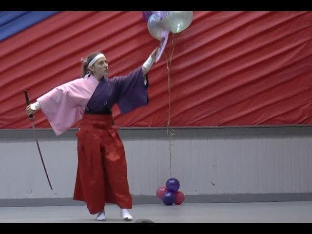 Самурайский танец Кэнбу, Школа