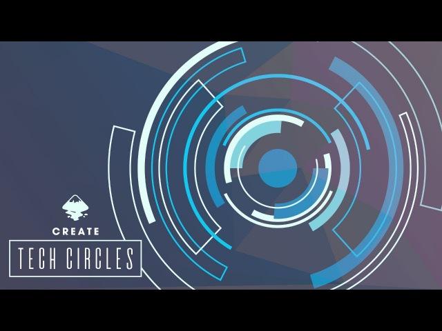 Inkscape Tutorial: Tech Circles