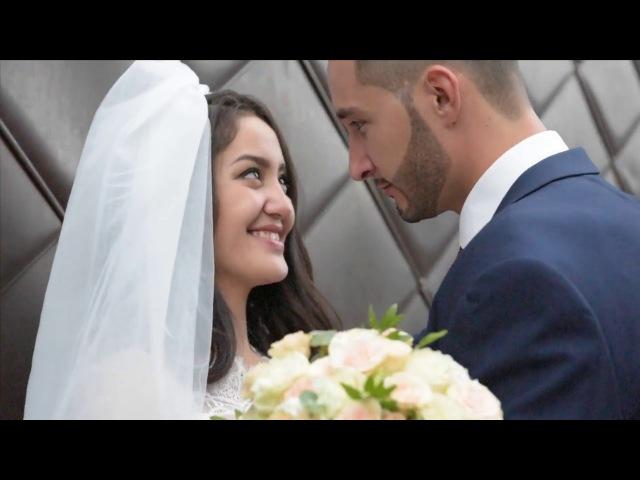 Свадебный день Юрий и Диля