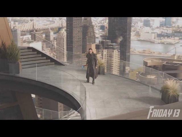Драма. Тони и Локи | Drama. Tony Loki