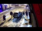 Трансвеститы избили прохожих на Думской улице в Петербурге