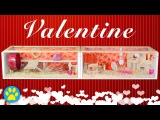 ValentineLove Themed Hamster Cage