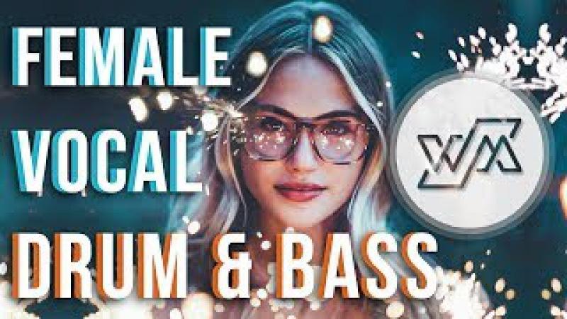 2 Hour Best Female Vocal DRUM BASS Mix | WM Collection 033