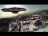 Видео. Белокуриху атакуют инопланетяне