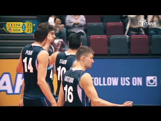 Top 10 best volleyball attacks - filippo lanza. world grand champions cup 2017
